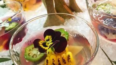 Chef Abe Hiroki reviews  at post.venue.name