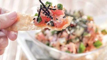 Chef David Gingrass reviews  at post.venue.name