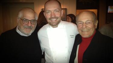 Chef Giuseppe Tentori reviews  at post.venue.name