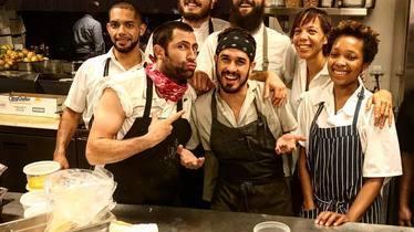 Chef Nina Compton reviews  at post.venue.name
