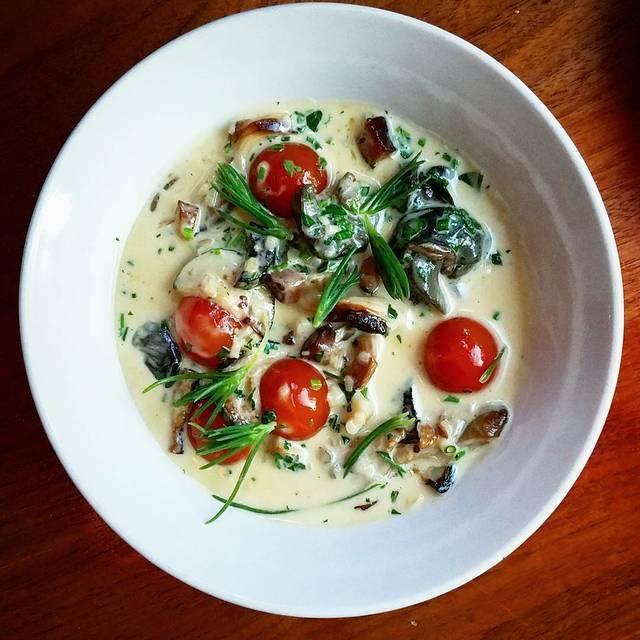 Chef Maya Lovelace reviews  at post.venue.name