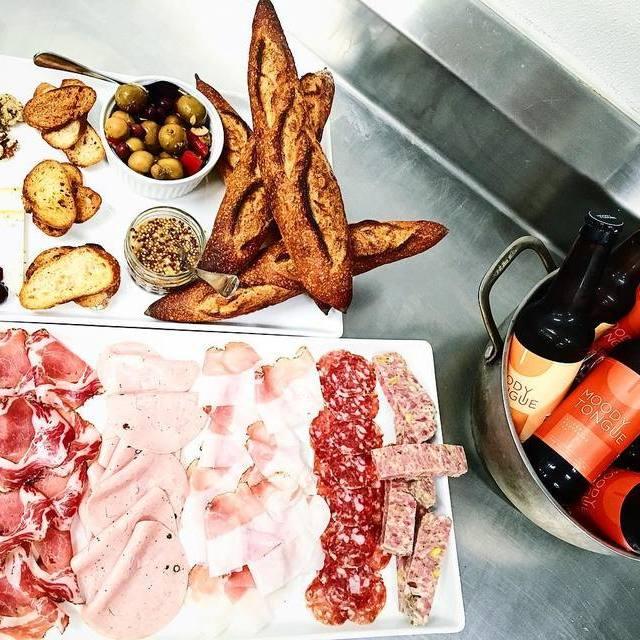Chef Rob  Levitt reviews  at post.venue.name