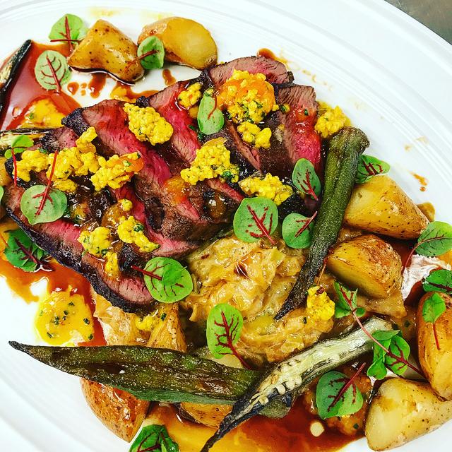 Chef Alex Harrell reviews  at post.venue.name