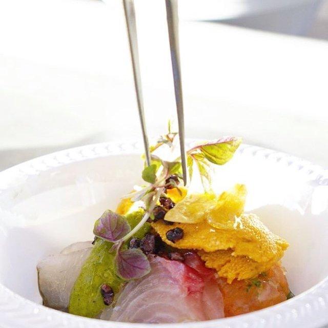 Chef Ricardo Zarate reviews  at post.venue.name