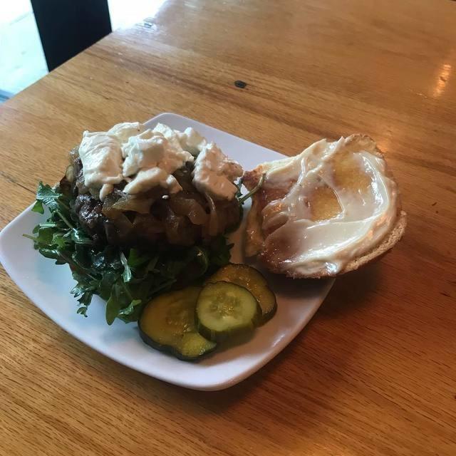 Chef Shay MacDonald reviews  at post.venue.name