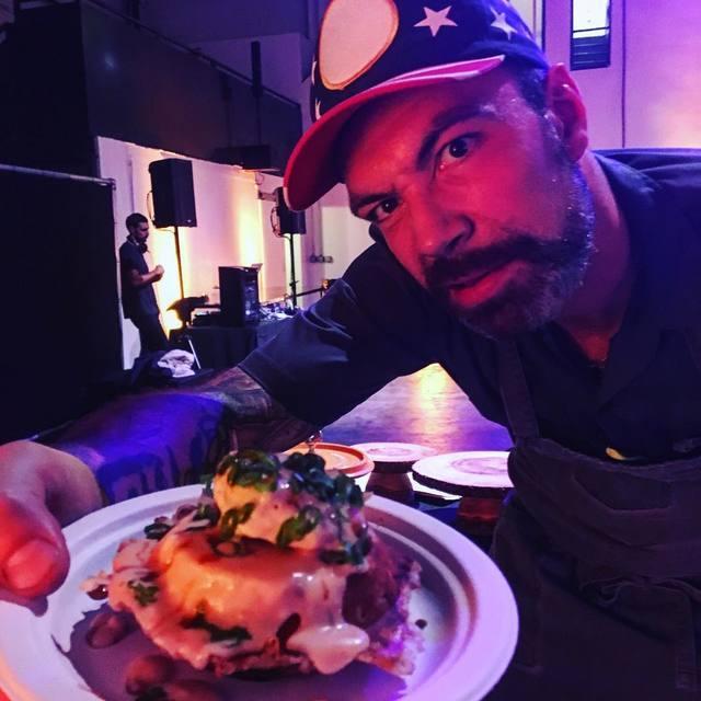 Chef Jeff McInnis reviews  at post.venue.name